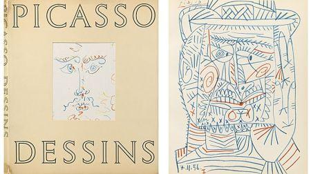 Livre Illustré Picasso (After) - Picasso - Dessin (1959)
