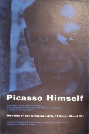 Affiche Picasso - Picasso Himself