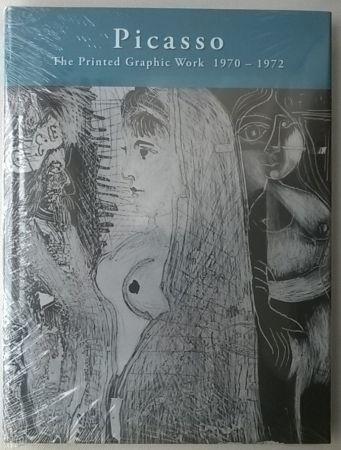 Livre Illustré Picasso - Picasso: The Printed Graphic Work, Vol. IV, 1970-1972 & Supplements
