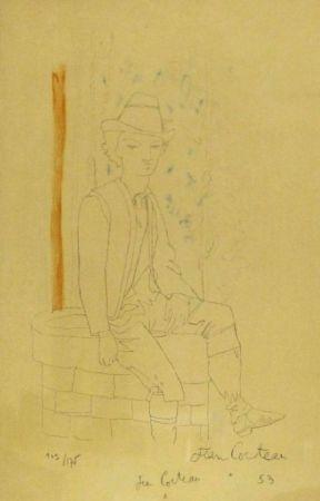 Lithographie Cocteau - Pierre