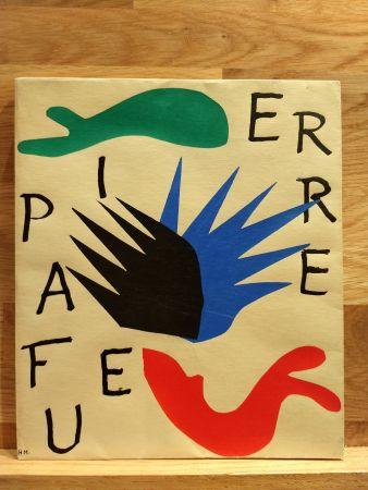 Livre Illustré Matisse - Pierre a feu
