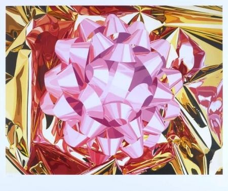 Multiple Koons - Pink Bow, from Celebration Series
