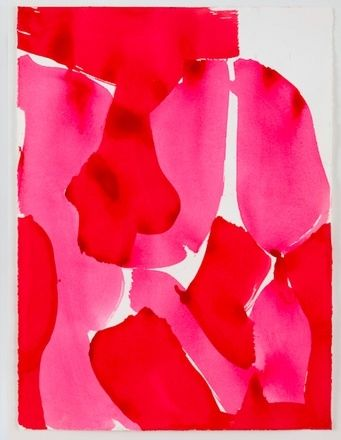 Aquatinte Sillman - Pink Pink Pink Black 1