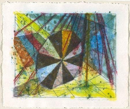 Gravure Davis - Pinwheel, Diamond, and Stripe