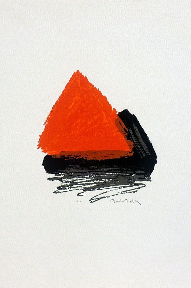 Sérigraphie Bechtold - Pirámide 1