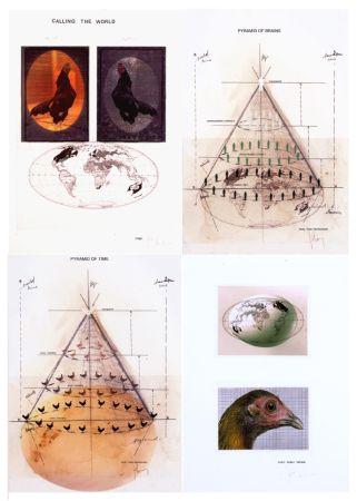 Multiple Vanmechelen - Piramids
