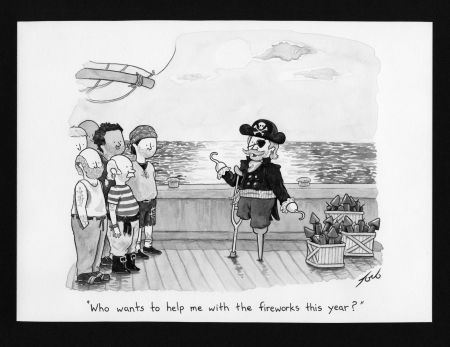 Aucune Technique Toro - Pirate Fireworks