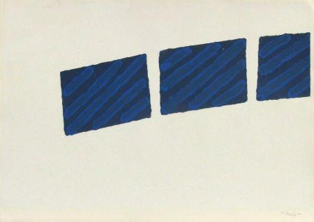 Sérigraphie Pinelli - Pittura R, (a)