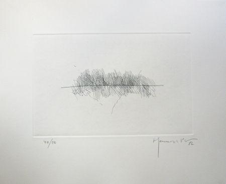 Gravure Hernandez Pijuan - PJ4
