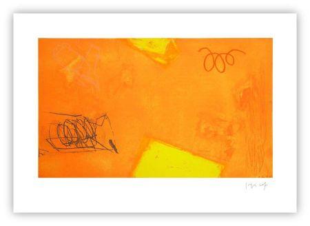 Gravure Capa - Plano amarillo