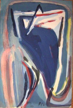 Lithographie Van Velde - PM 278