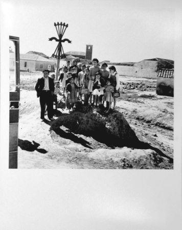 Photographie Català-Roca - Poble de la província de Conca, 1954