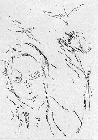 Livre Illustré Treccani - Poem in October