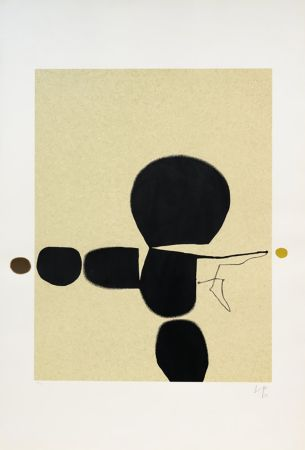 Sérigraphie Pasmore - Points of Contact