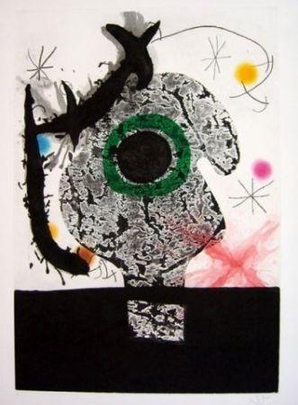 Eau-Forte Miró - Polifemo
