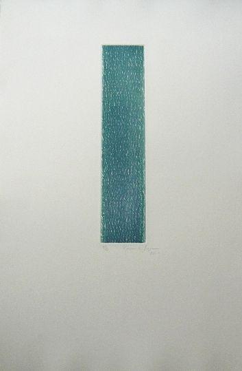 Gravure Hernandez Pijuan - Polychrome 11