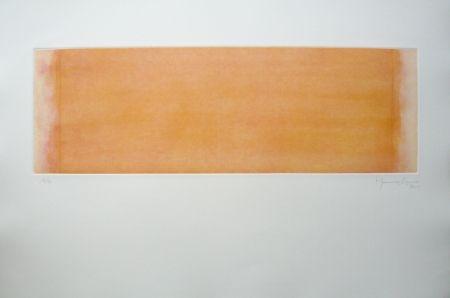 Gravure Hernandez Pijuan - Polychrome 14