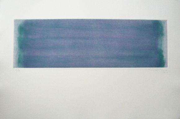 Gravure Hernandez Pijuan - Polychrome 15