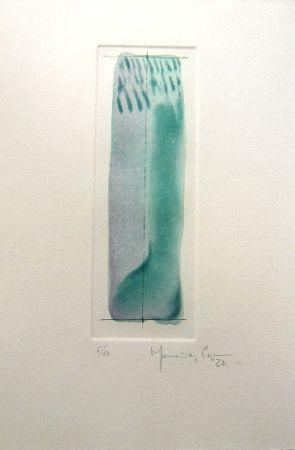 Gravure Hernandez Pijuan - Polychrome 3
