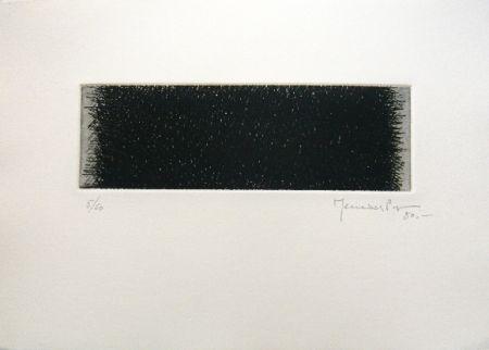 Gravure Hernandez Pijuan - Polychrome 4