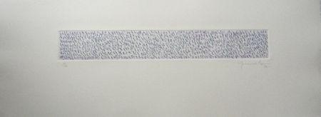 Gravure Hernandez Pijuan - Polychrome 9