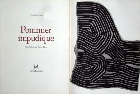 Livre Illustré Ubac - Pommier impudique