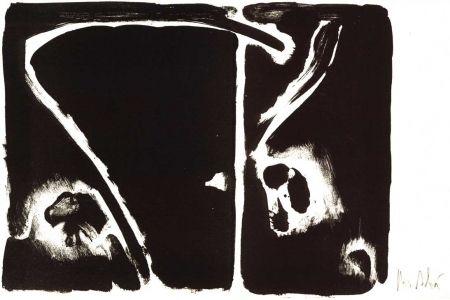 Livre Illustré Debré - PONGE (Francis). Pour Olivier Debré.