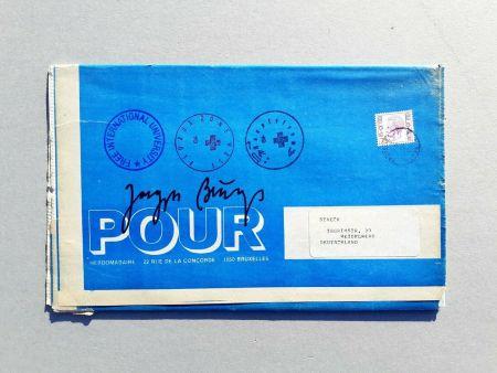 Sérigraphie Beuys - POOR