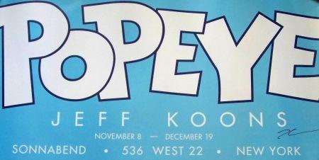 Offset Koons - Popeye