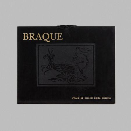 Lithographie Braque - Portfolio 12 Lithographies