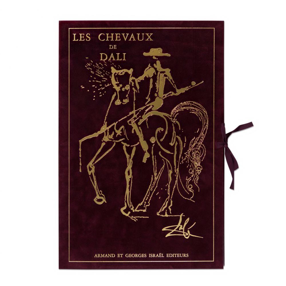 Lithographie Dali - Portfolio 18 Lithographies