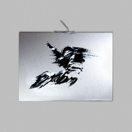 Lithographie Spahn - Portfolio 18 Lithographies Victor Spahn