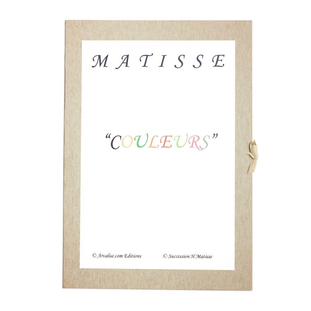 Lithographie Matisse - Portfolio Henri Matisse