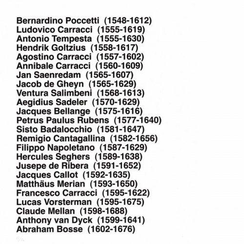 Lithographie Aballí - Portfolio HISTORY OF PRINTMAKERS (287 NAMES)