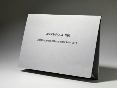 Lithographie Mir - PORTFOLIO POLIGRAFA WORKSHOP 2010