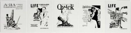Lithographie Bryce - Portfolio QUICK