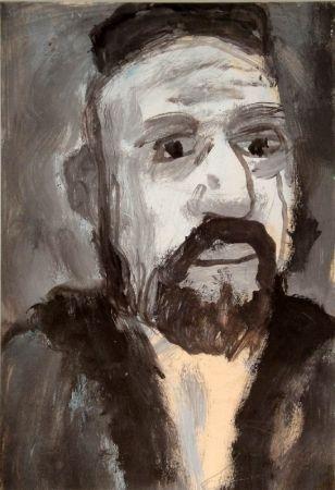 Aucune Technique Shapiro - Porträt eines Juden