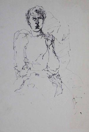 Aucune Technique Knipp - Portrait