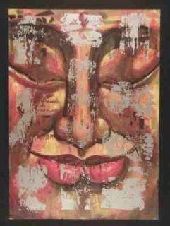 Lithographie Ma - Portrait