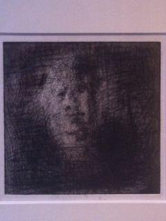 Gravure Leroy  - Portrait