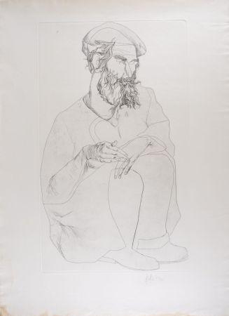 Eau-Forte Fulla - Portrait