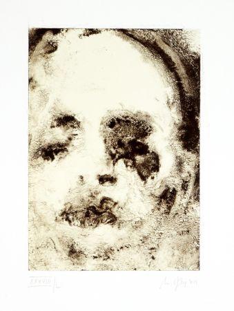 Lithographie Ferré - Portrait 4