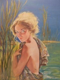 Multiple Graziella - Portrait de femme