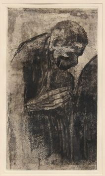 Gravure Kollwitz - Portrait of a Man