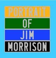 Sérigraphie Ducorroy - Portrait of jim morrison