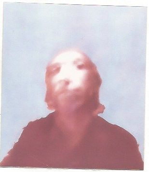 Sérigraphie Hamilton - Portrait of the Artist Francis Bacon