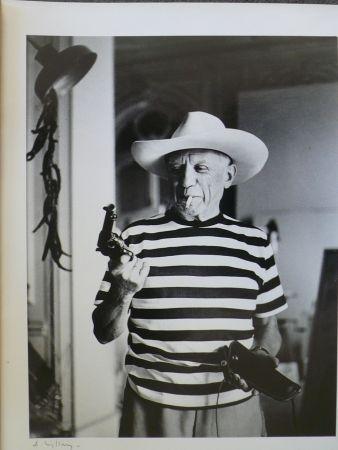 Photographie Picasso - Portrait par André Villers