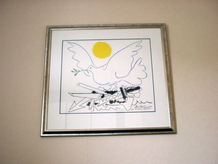 Lithographie Picasso - Poster For World Congress For General Disarmament And Peace