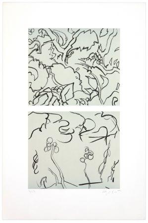 Lithographie Wyckaert - Pour