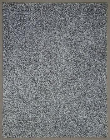 Sérigraphie Dubuffet - Prairie de Barbe, 1960